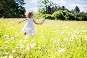 little-girl-running